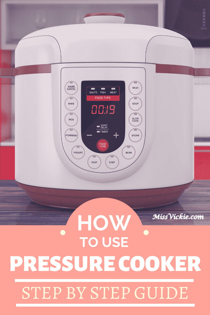 Use Pressure Cooker Step By Step