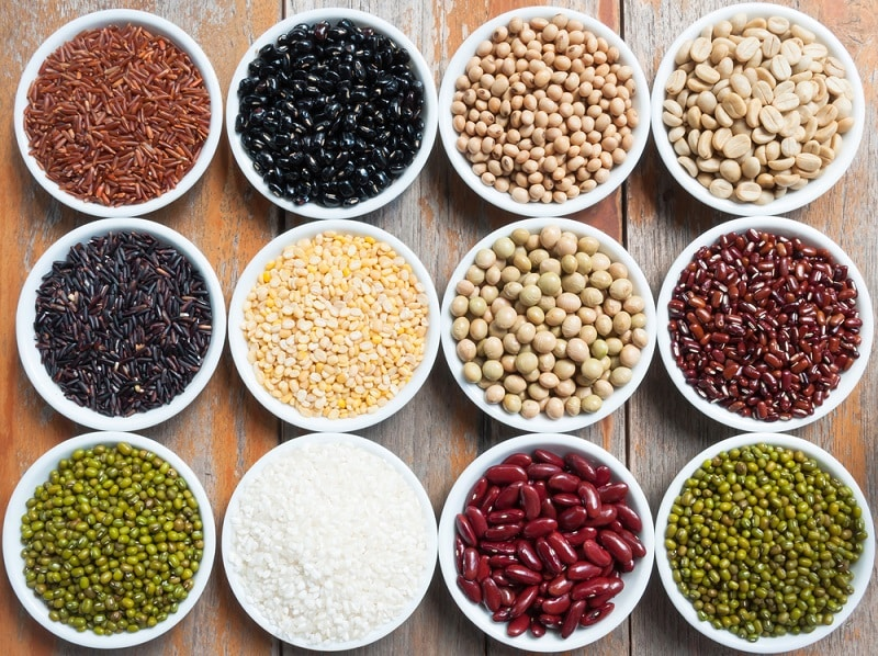 Categories Of Dried Beans