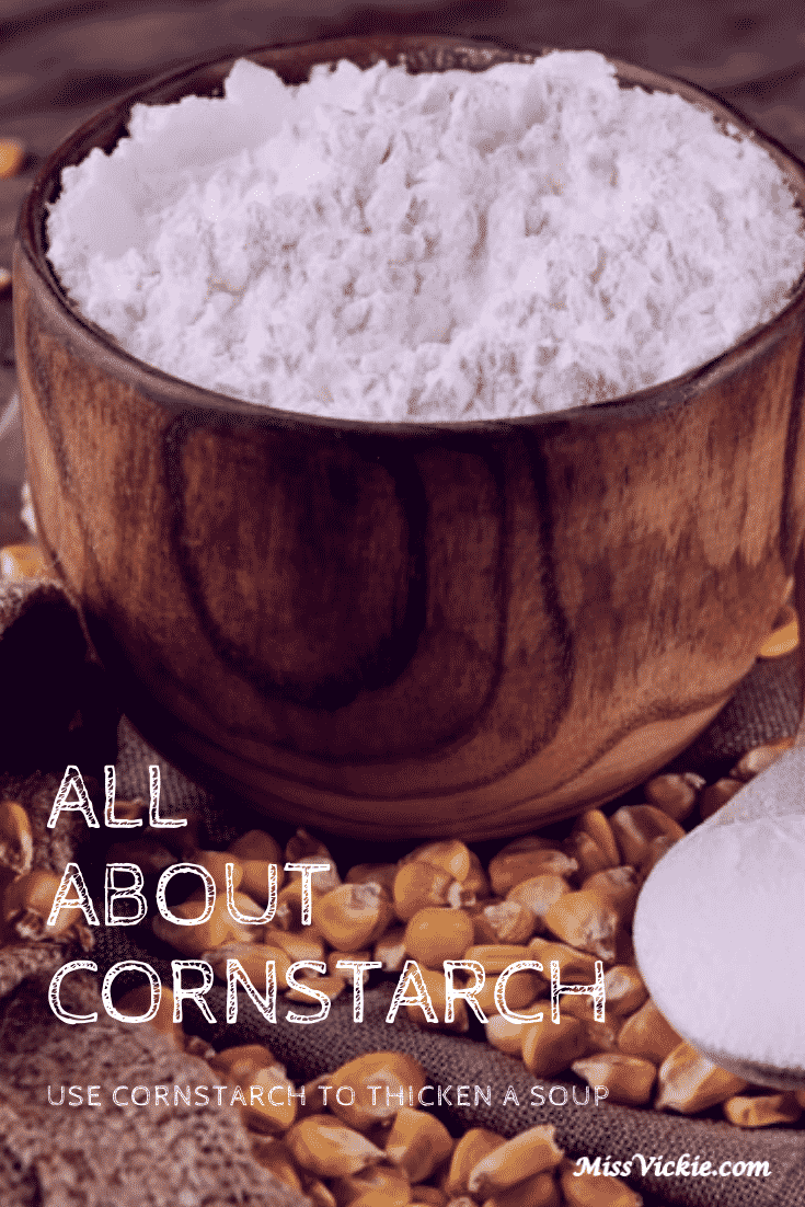 About Cornstarch