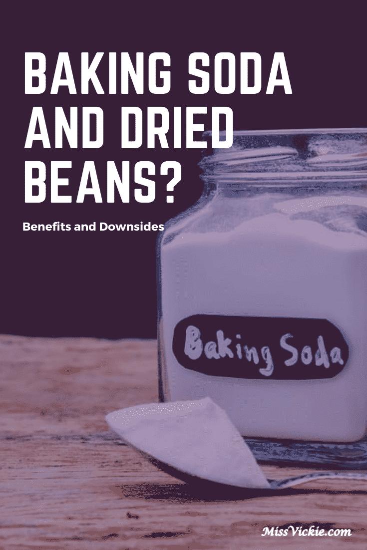 Baking Soda Dried Beans