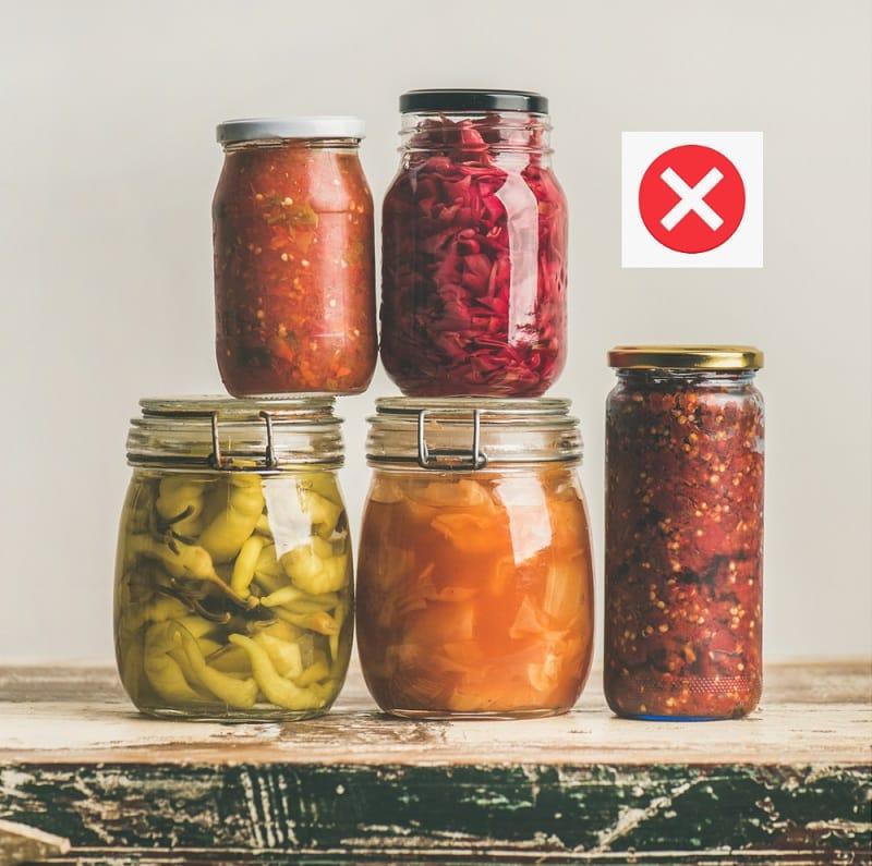 Canning Errors