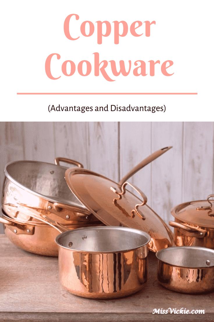 Copper Cookware Advantages Disadvantages