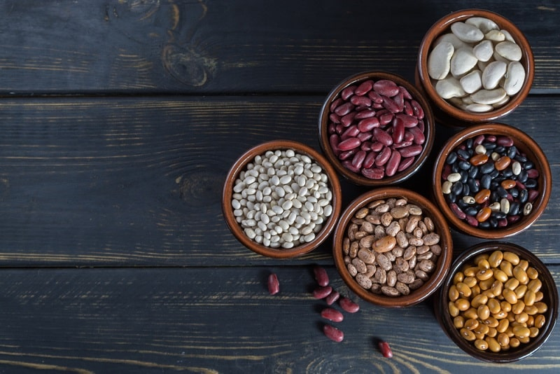 Dried Beans Toxins