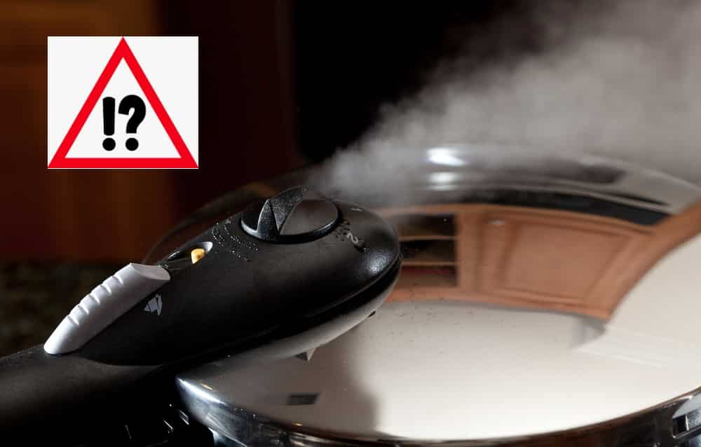 Pressure Cookery Mistakes