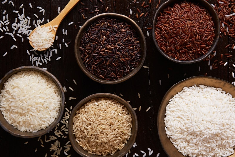 Pressure Cooking Rice Timing Charts
