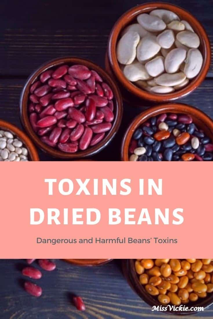 Toxins In Dried Beans Dangerous And Harmful Beans Toxins Miss Vickie