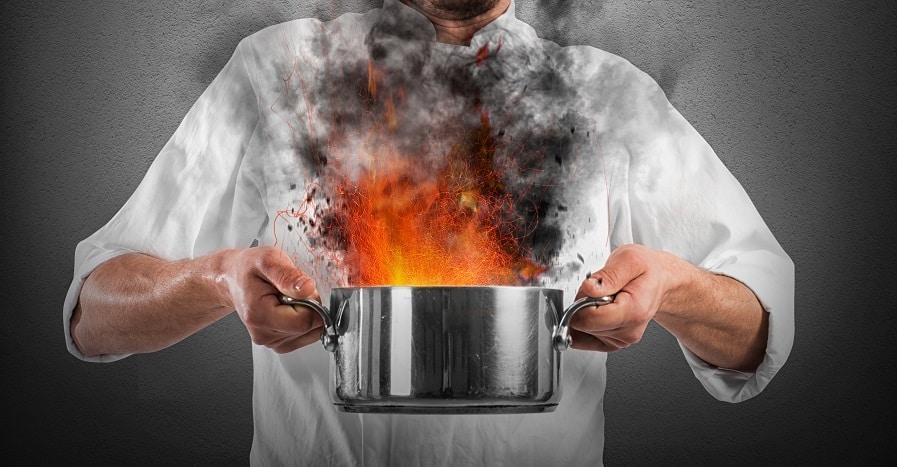 Why Does My Food Burn?