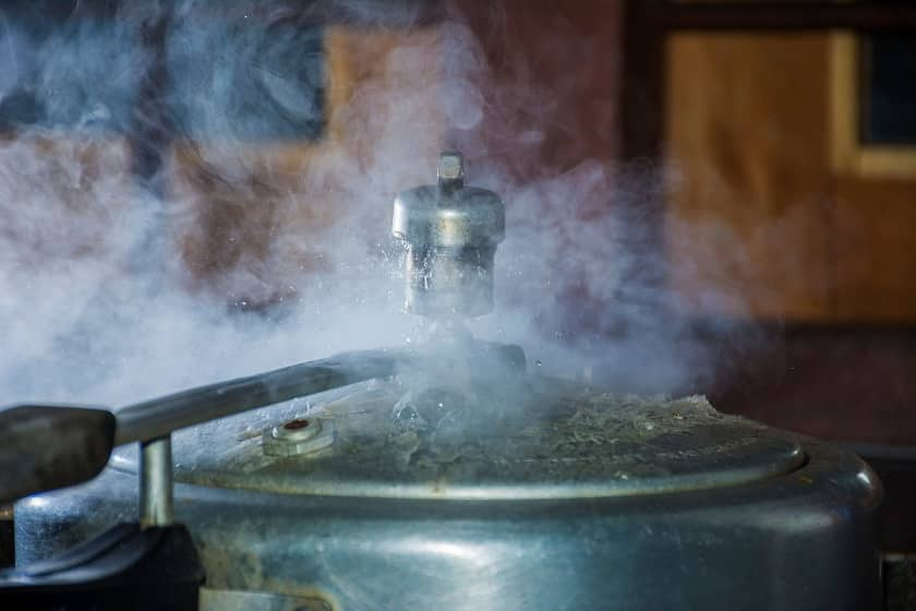 Why Pressure Cooker Whistles and Not Whistling?