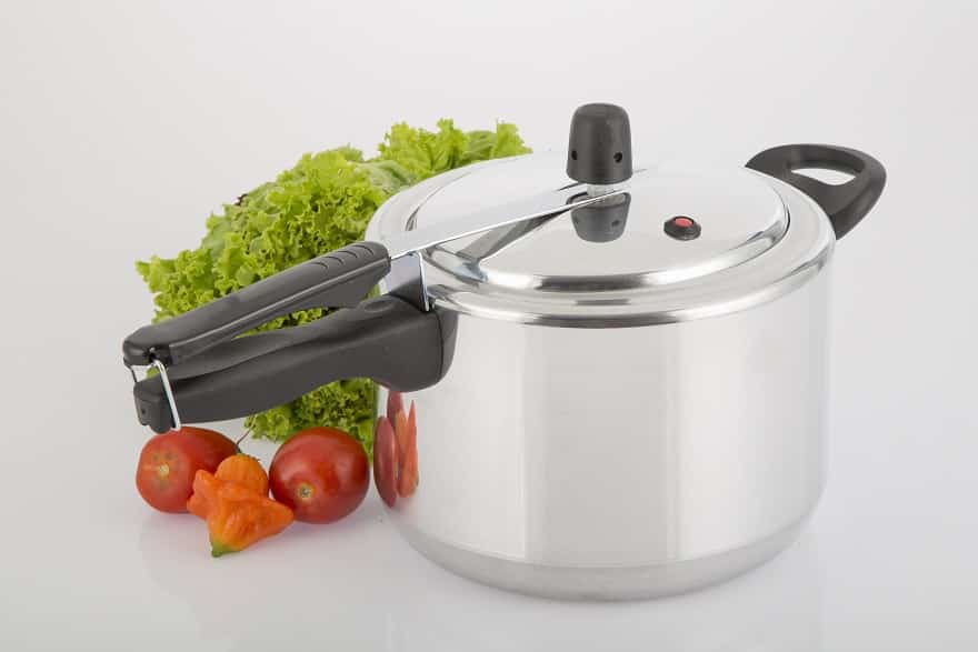 Why Pressure Cookers Are Made Of Aluminium?