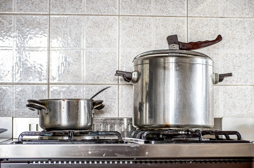Reasons Why Pressure Cooker Not Building Up Pressure