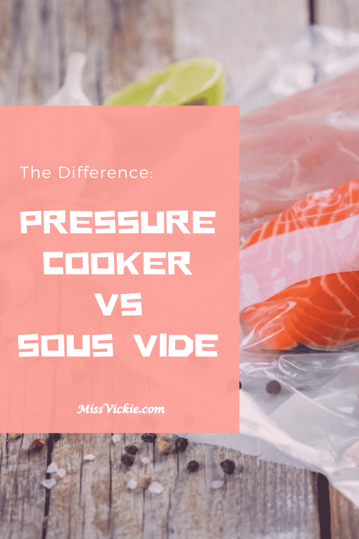 Pressure Cooker vs Sous Vide