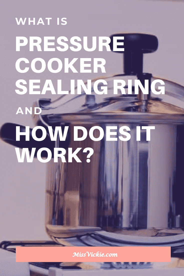 What Is Pressure Cooker Sealing Ring And How Does It Work