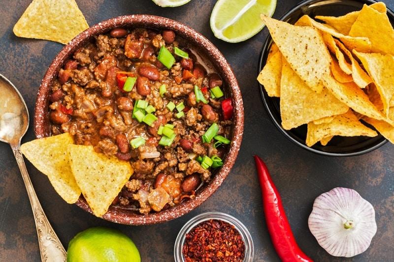 Chili Pressure Cooker Recipes