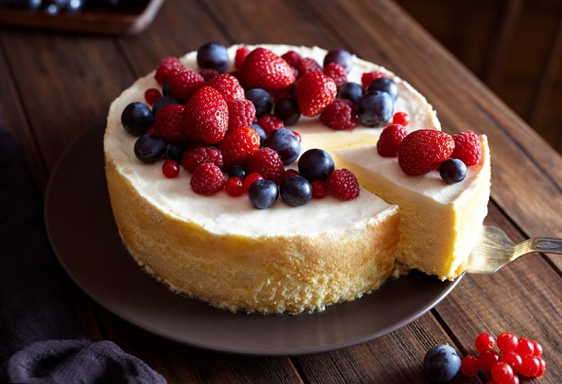 Cheesecake Pressure Cooker Recipes