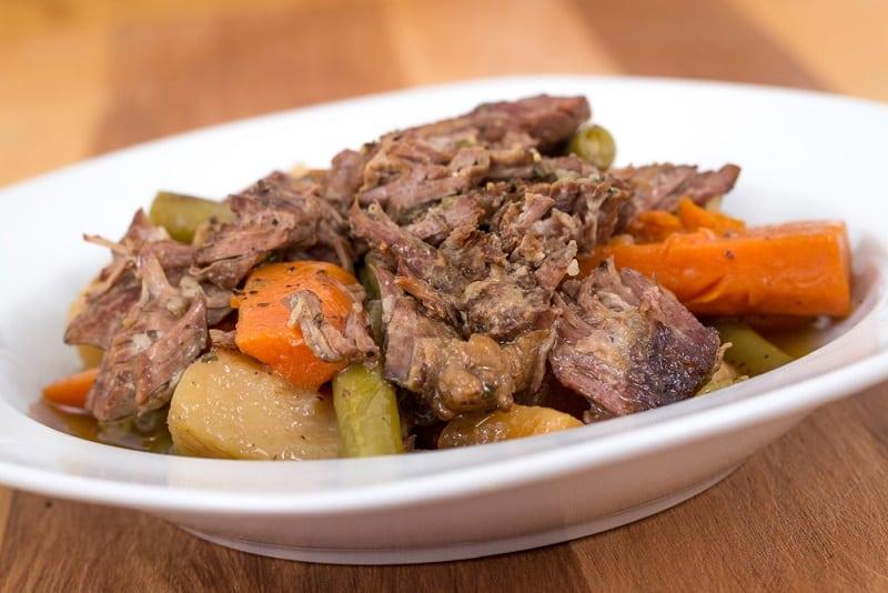 chuck roast recipe pressure cooker