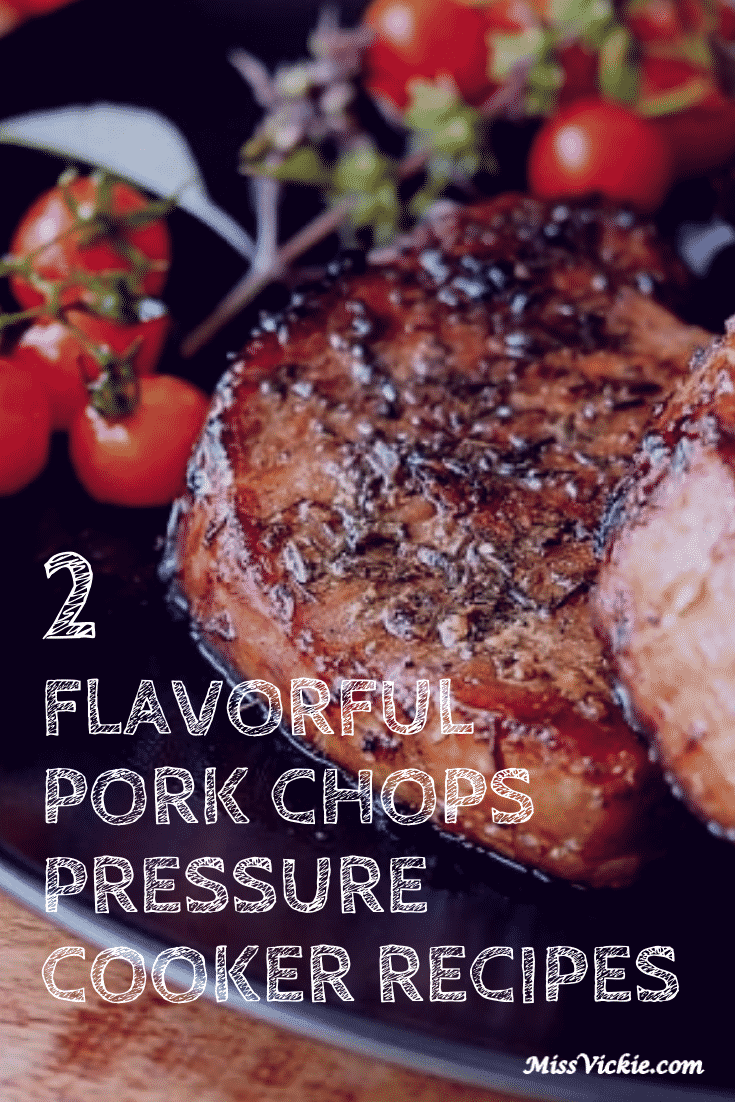 Pork Chops Pressure Cooker Recipes