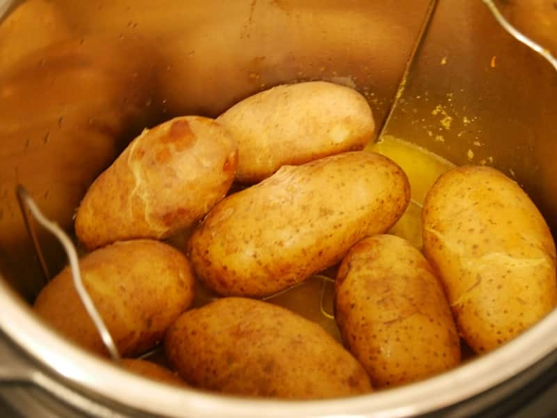 How To Cook Potatoes in a Pressure Cooker