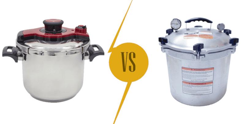 Pressure Cooker vs. Autoclave