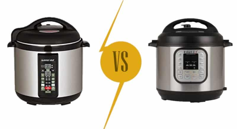 GoWISE Pressure Cooker vs Instant Pot: Which Is Better?