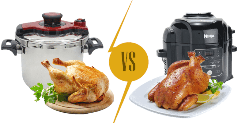 Ninja Pressure Cooker vs Instant Pot