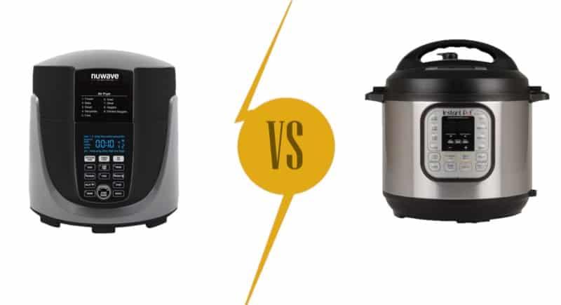 Opt for Nuwave Pressure Cooker or Instant Pot?