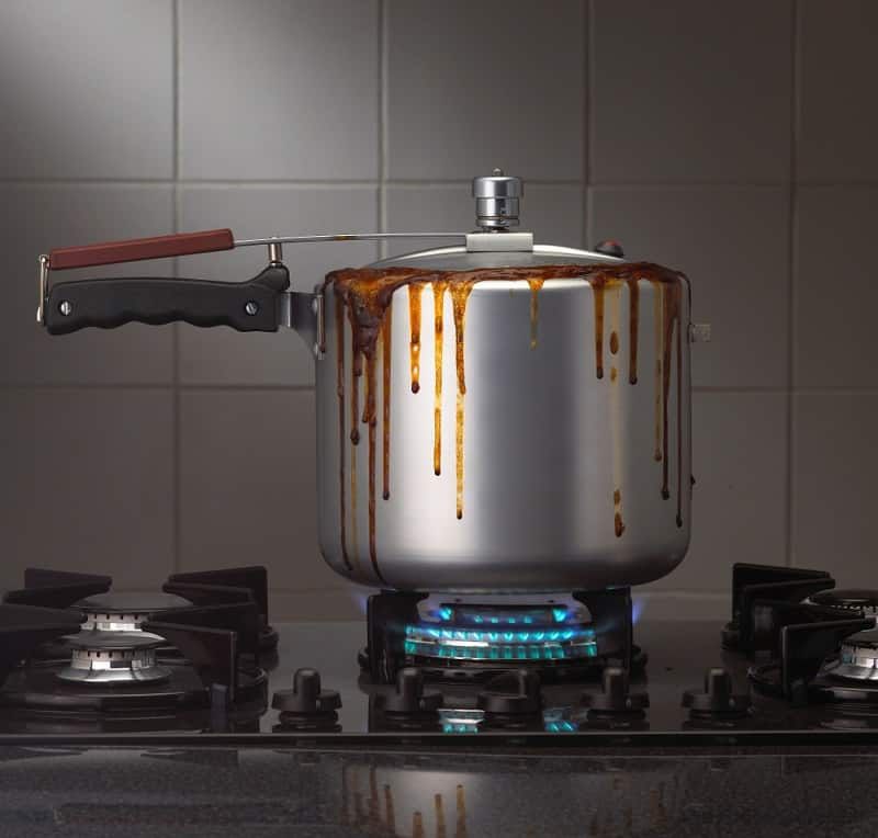 Avoid Pressure Cooker Mishaps