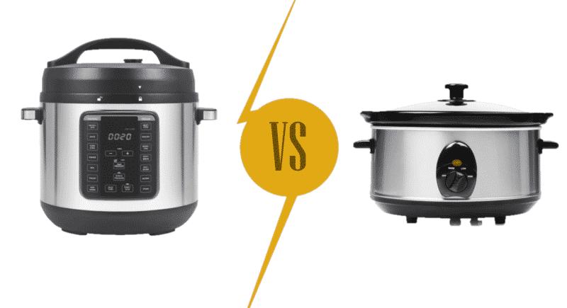Pressure Cooker vs Slow Cooker Nutrition