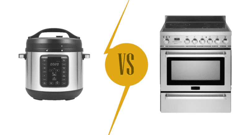 Convection Oven vs. Pressure Cooker