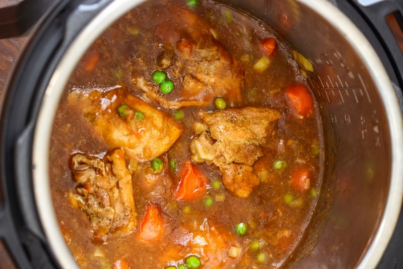 How Long to Cook Chicken Thighs in a Pressure Cooker?