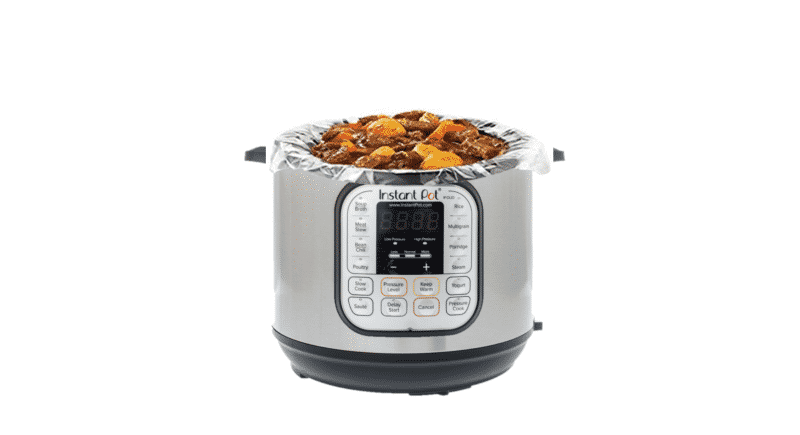 Pressure cooking made easier with an Instant Pot Liner