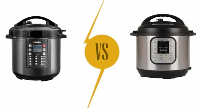 Mueller Pressure Cooker vs. Instant Pot: Which is Better?