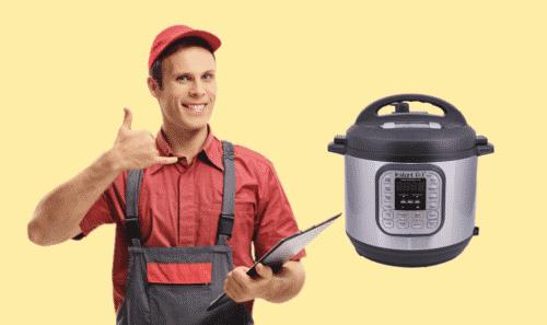 Let a professional fix your Instant Pot