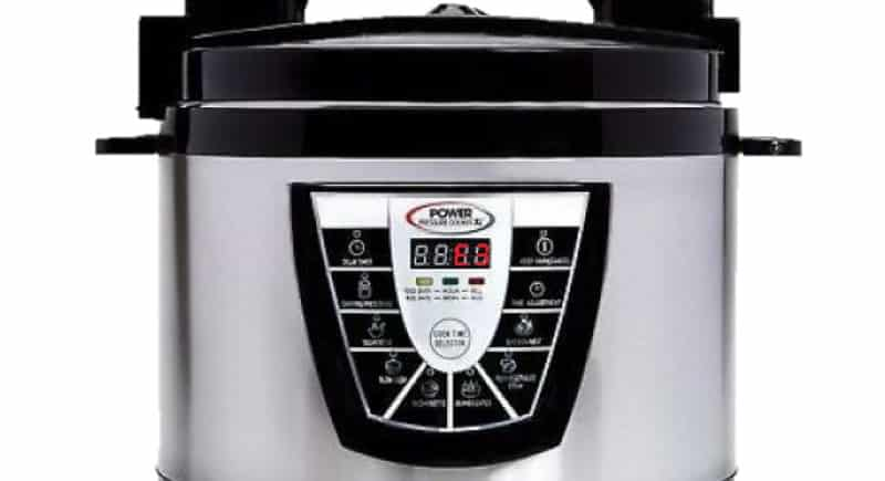 E3 Error on Your Power Pressure Cooker? What's That?