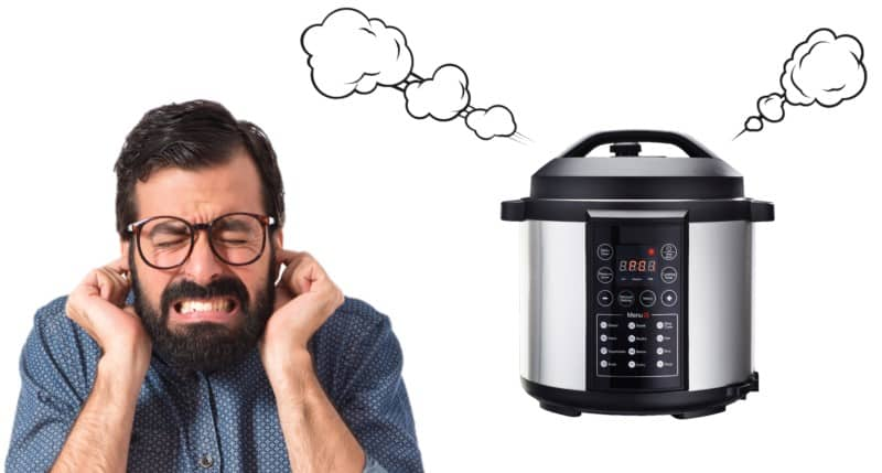 Do Electric Pressure Cookers Make Noise?