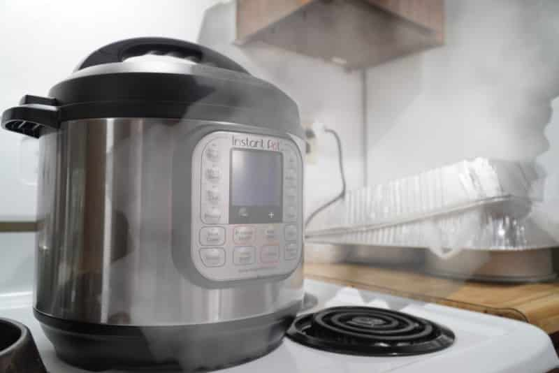 Why Is My Instant Pot Leaking Steam?