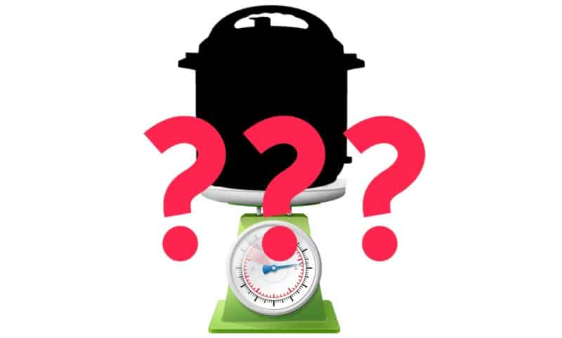 Curious About Pressure Cooker Weight? Read This