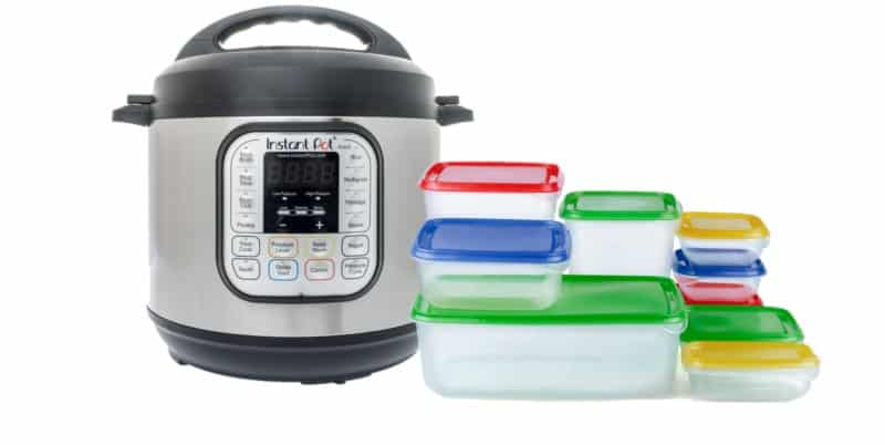 What Containers Are Safe To Use With A Pressure Cooker?