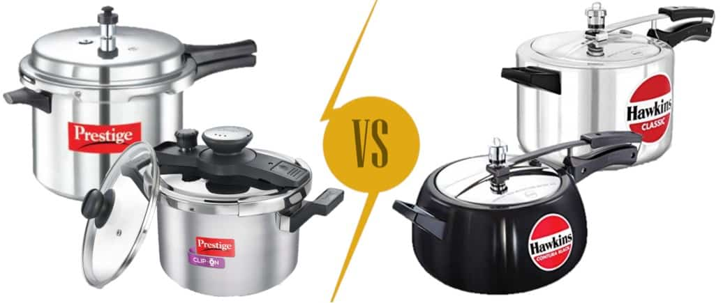 Which pressure cooker is the best: Prestige or Hawkins?