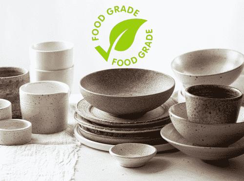 Food-Grade Materials