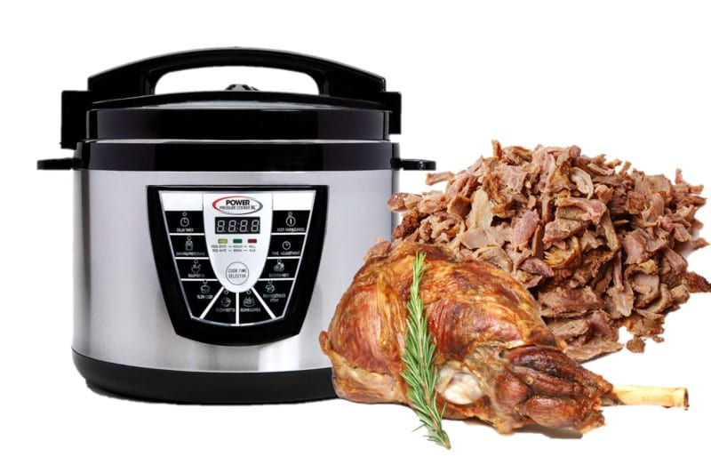 How to Brown Meat In Power Pressure Cooker XL