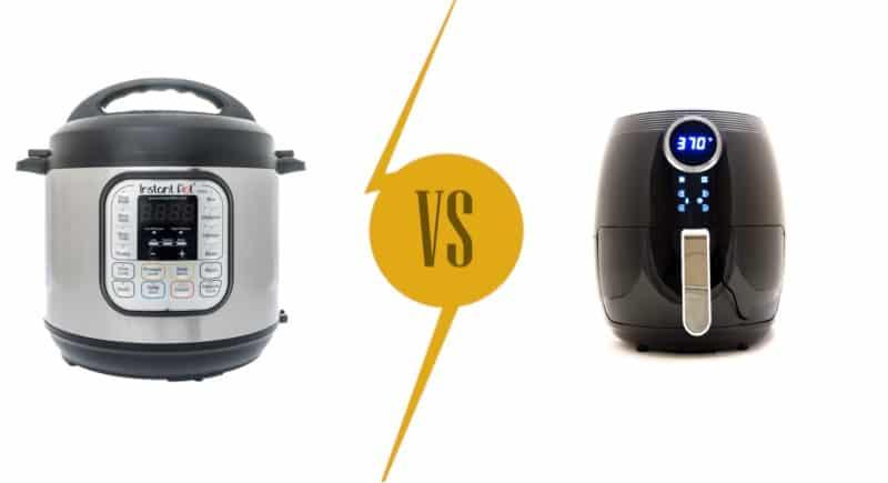 Comparing Kitchen Appliances: Instant Pot vs. Air Fryer