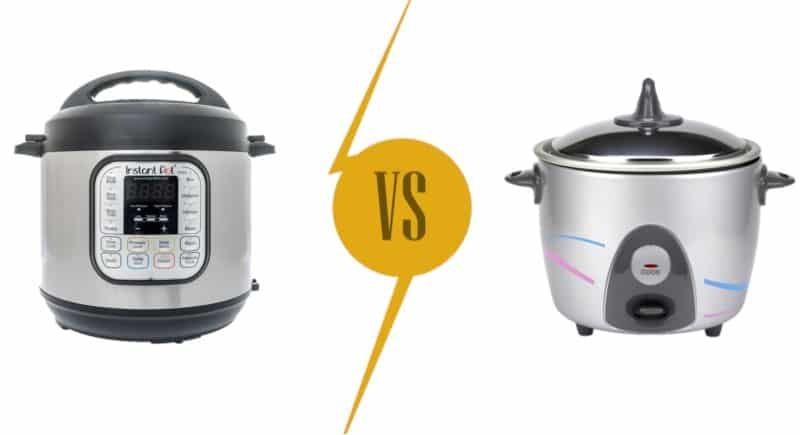 Comparing Cookers: Instant Pot vs. Rice Cooker