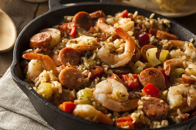 2 Delicious Jambalaya Pressure Cooker Recipes