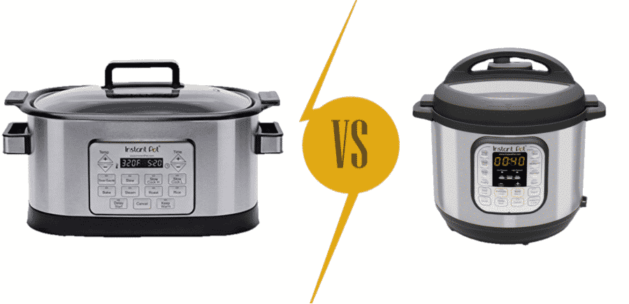 Instant Pot Gem vs Duo Comparison