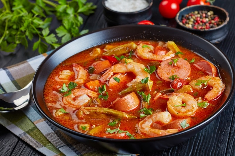 2 Exquisite Seafood Gumbo Pressure Cooker Recipe