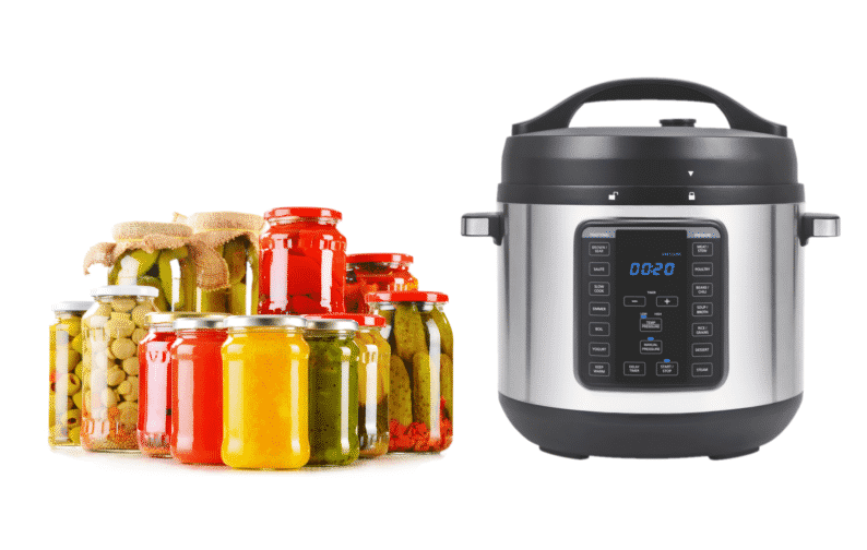Canning With Electric Pressure Cooker: Can You?