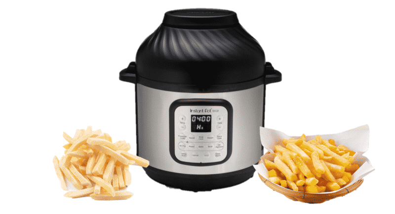 Can I Cook Frozen French Fries In An Instant Pot?