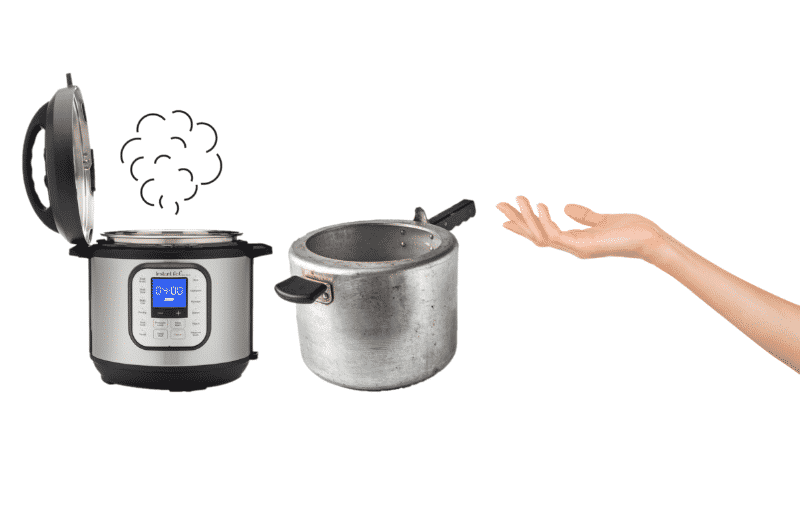 How To Open Pressure Cooker Safely