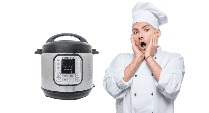 Instant Pot Stopped Working