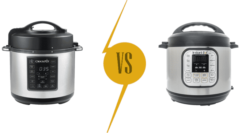 Express Pot vs Instant Pot Comparison